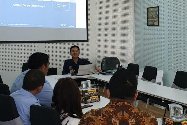 sertifikasi internasional supply chain management