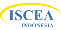 Logo ISCEA blue transparent